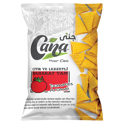Chips CANA with tomato 200 g