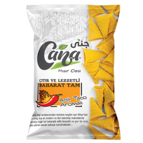 Chips CANA with peper 200 g