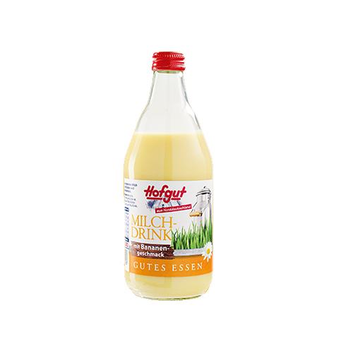 """Drink """"Hofgut"""" banana 500 ml"""