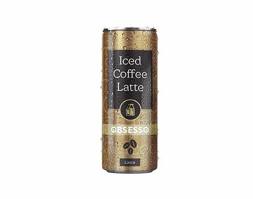 OBSESSO ცივი ყავა ლატე