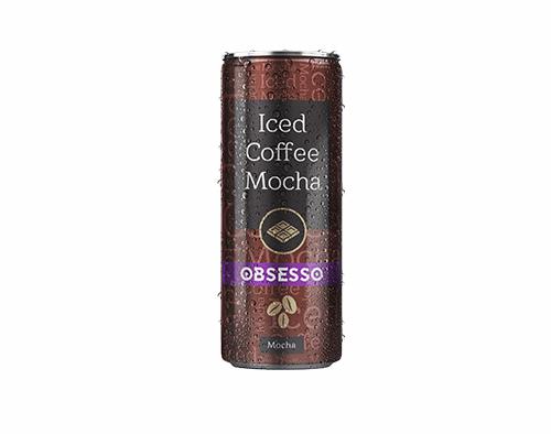 OBSESSO ცივი ყავა მოკა